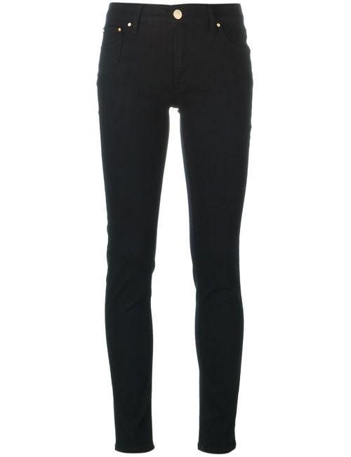 Don'T Cry   Женское Чёрный Skinny Classic Jeans