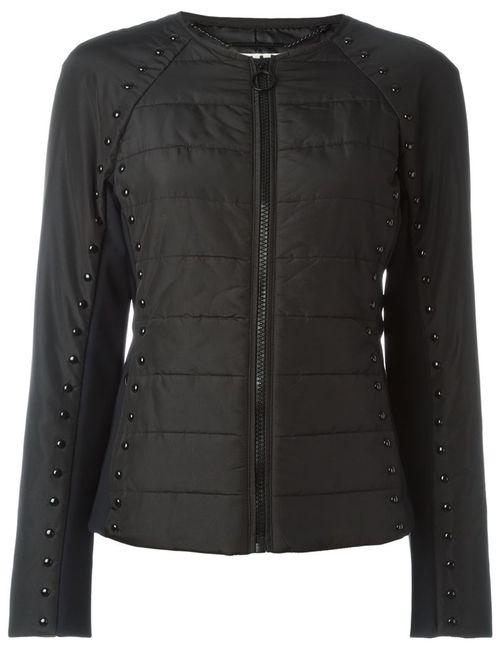 Michael Michael Kors | Женское Чёрный Padded Studded Jacket