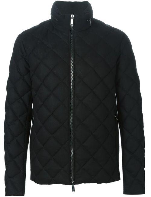 Michael Kors | Мужская Черный Стеганая Куртка