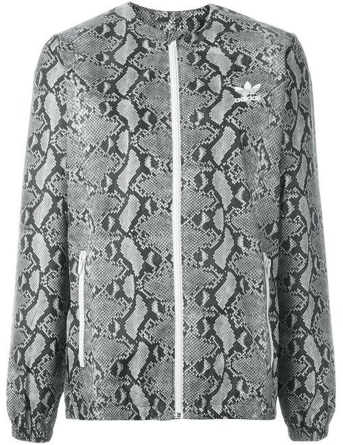 adidas Originals   Женская Серая Куртка-Ветровка Adidas X Hyke