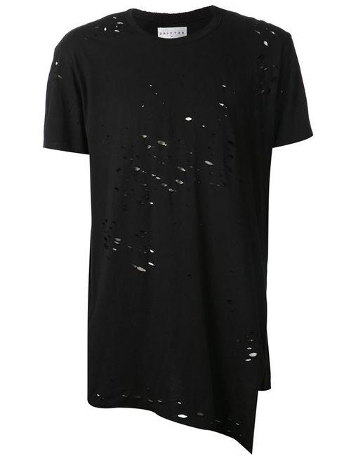 DRIFTER | Мужское Чёрный Necromancer T-Shirt