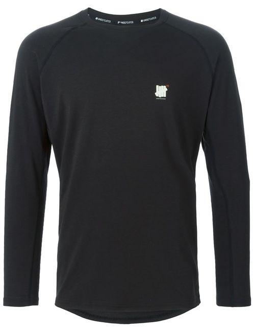 Undefeated | Мужское Чёрный Longsleeved T-Shirt