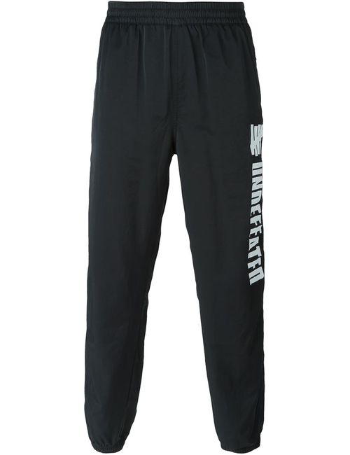 Undefeated | Мужское Черный Logo Print Track Pants