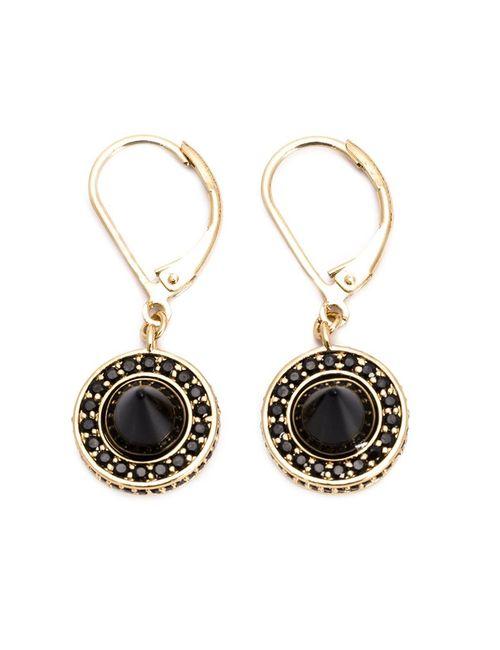 Eddie Borgo | Женское Чёрный Embellished Drop Earrings