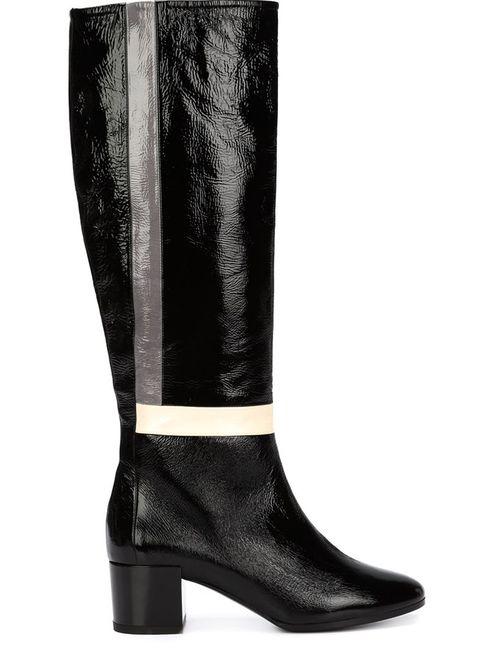 Pierre Hardy | Женское Чёрный Kid Boots