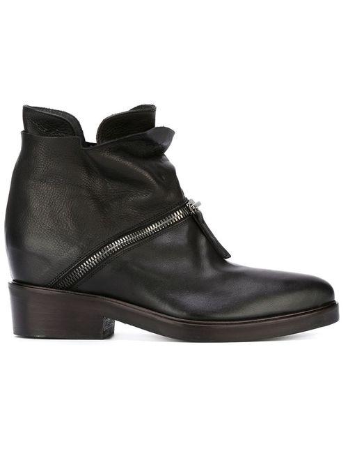 Cinzia Araia | Женское Чёрный Zipped Boots