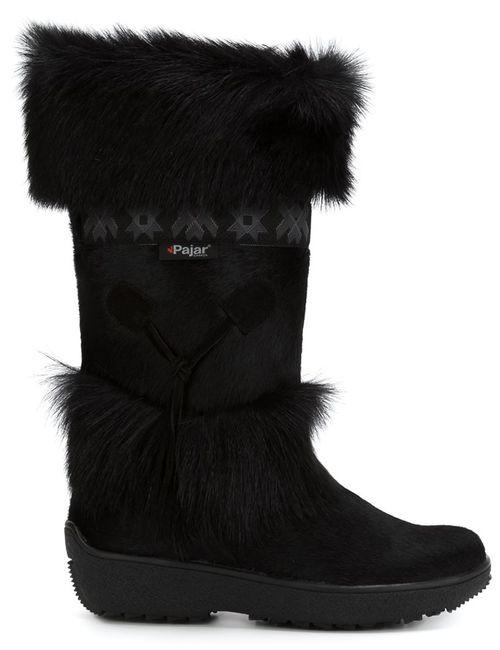 Pajar | Женское Чёрный Laura Boots