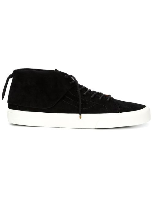 Vans | Мужское Чёрный Hi-Top Sneakers
