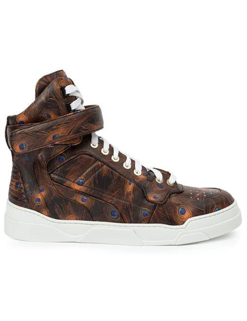 Givenchy | Женское Черный Tyson Hi-Top Sneakers