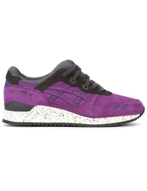 Asics   Мужское Розовый Gel Light Iii Sneakers