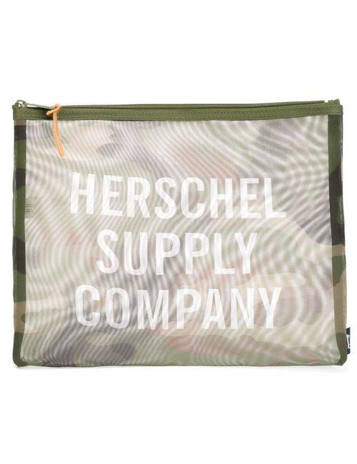 Herschel Supply Co. | Мужской Зелёный Большой Несессер Network