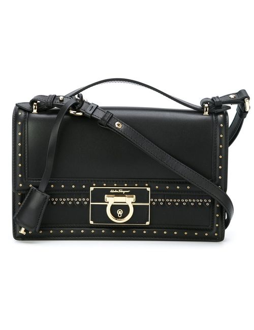 Salvatore Ferragamo   Женское Черный Aileen Shoulder Bag