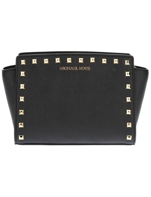Michael Michael Kors   Женское Черный Mini Rockstud Tote