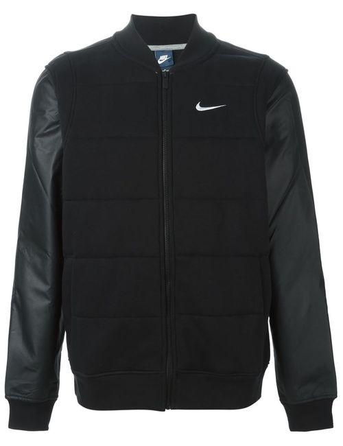 Nike | Мужское Чёрный Club Players Jacket