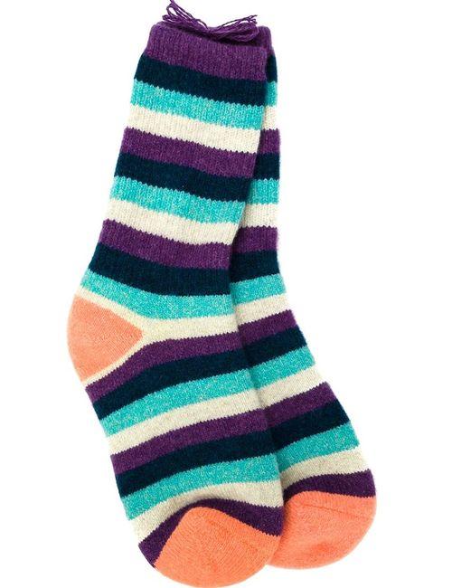 The Elder Statesman | Женское Многоцветный Striped Socks