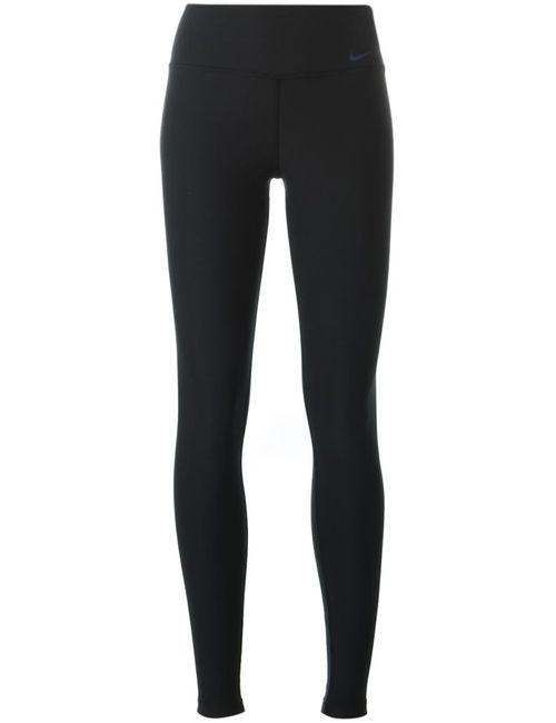 Nike | Женские Чёрные Спортивные Брюки Legend 2.0 Ti