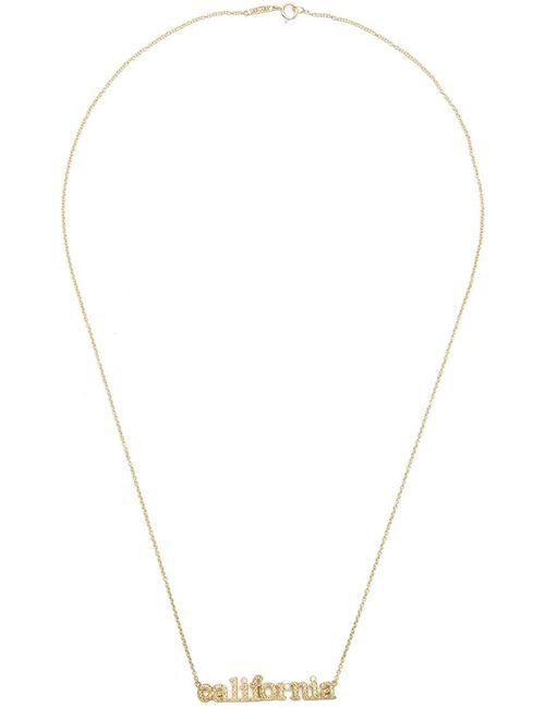 JENNIFER MEYER | Женское Серебристый California Necklace