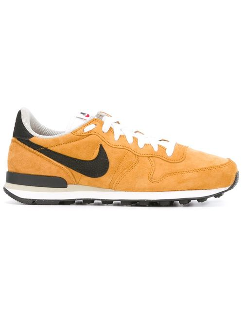 Nike | Мужские Жёлтые Кроссовки Internationalist