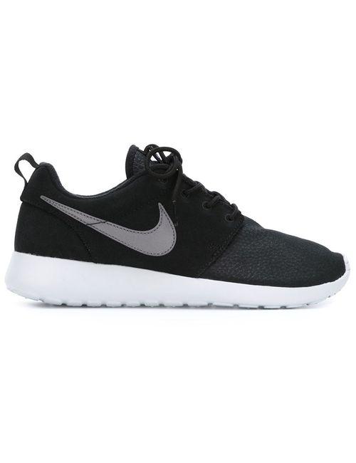 Nike | Женское Чёрный Roshe One Sneakers