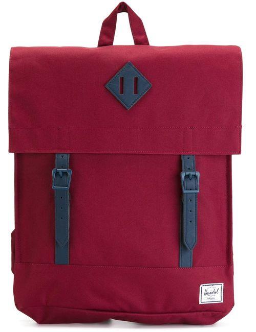 Herschel Supply Co. | Мужской Красный Рюкзак В Стиле Школьного Ранца