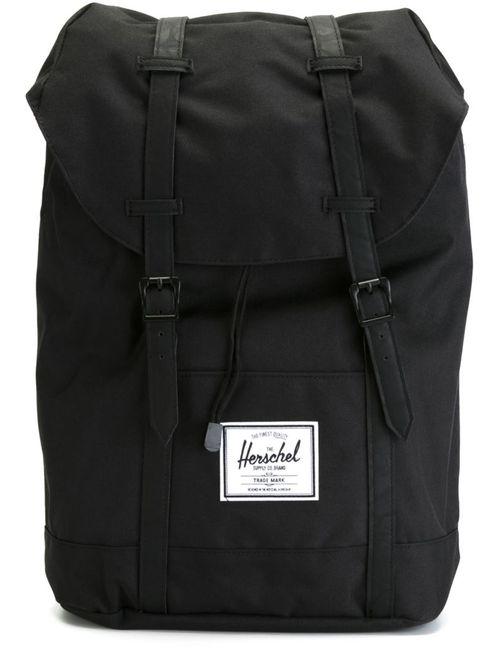 Herschel Supply Co. | Мужской Чёрный Рюкзак Retreat