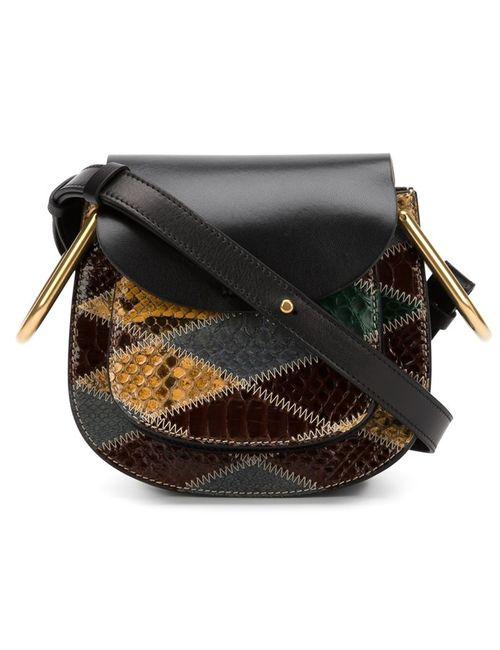 Chloe | Женское Чёрный Mini Hudson Shoulder Bag