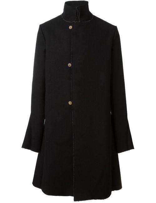 A DICIANNOVEVENTITRE | Мужское Черный Stand Up Collar Coat