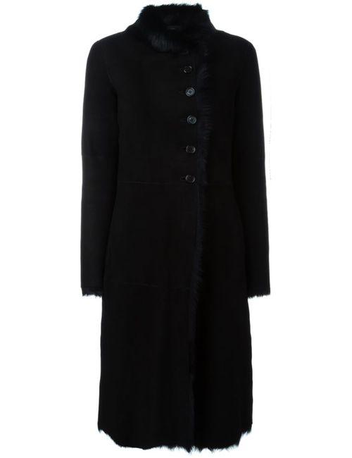 Joseph | Женское Черный Пальто Из Овчины