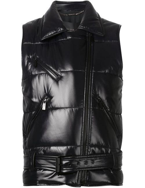 Barbara Bui | Женская Черный Стеганая Куртка Без Рукавов