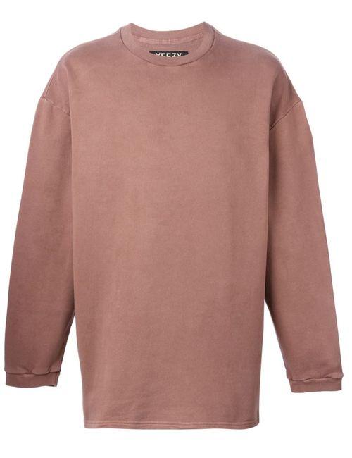 YEEZY | Мужская Розовая Свободная Толстовка Adidas Originals By Kanye West