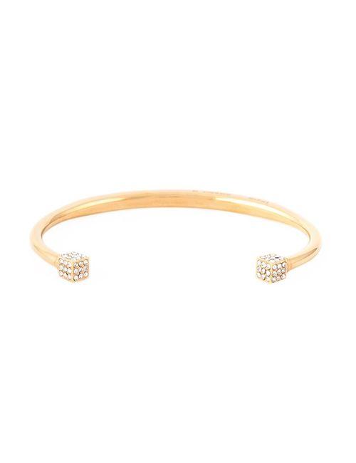 VITA FEDE   Женское Серебристый Cubo Eclipse Bracelet