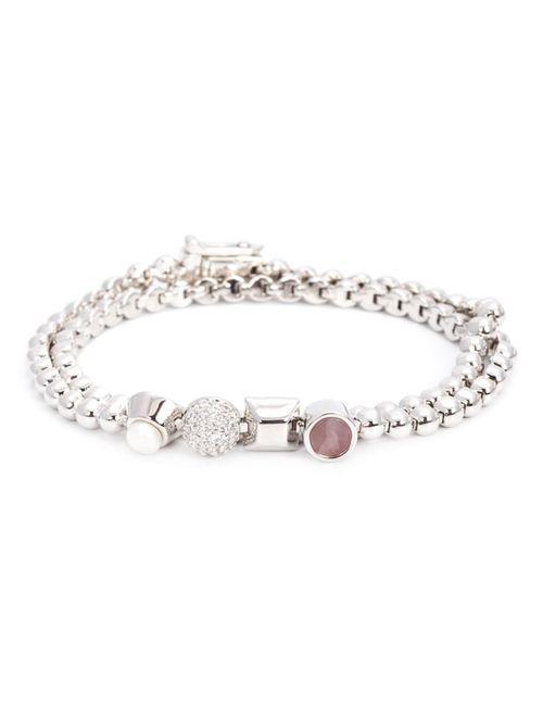 Eddie Borgo   Женское Серый Bead Embellished Bracelet