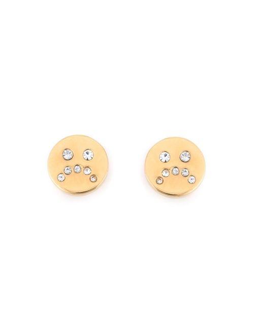 Marc by Marc Jacobs | Женское Серебристый Stud Earrings