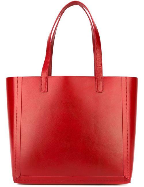 Loeffler Randall | Женская Красная Большая Сумка-Шоппер