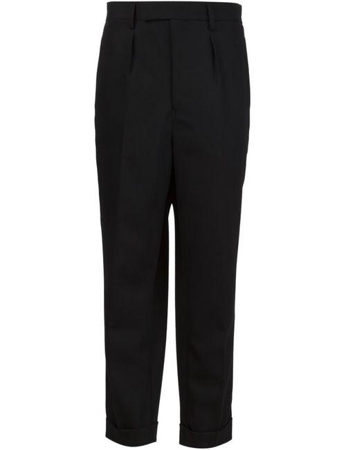 JUNYA WATANABE COMME DES GARCONS | Женское Чёрный Wide Leg Turn-Up Trousers