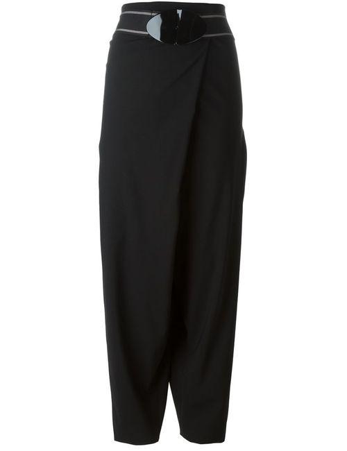 Erika Cavallini | Женское Черный Drop Crotch Trousers