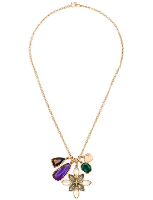 IRENE NEUWIRTH | Женское Серебристый 18kt And Mixed Gem Stone Necklace