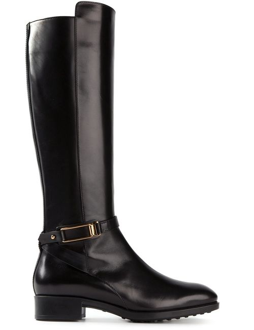 Tod'S | Женское Черный Knee High Boots