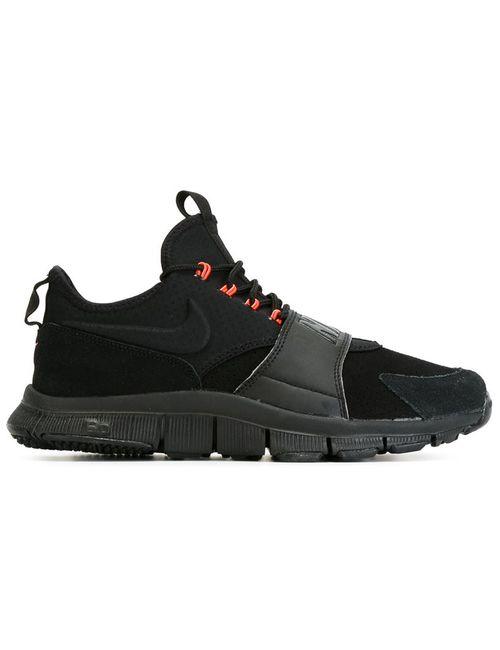 Nike | Мужские Чёрные Кроссовки Free Ace