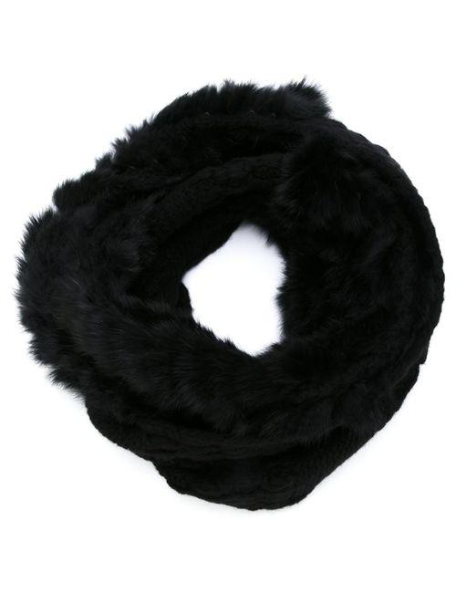 Diane Von Furstenberg | Женское Черный Rabbit Fur Snood