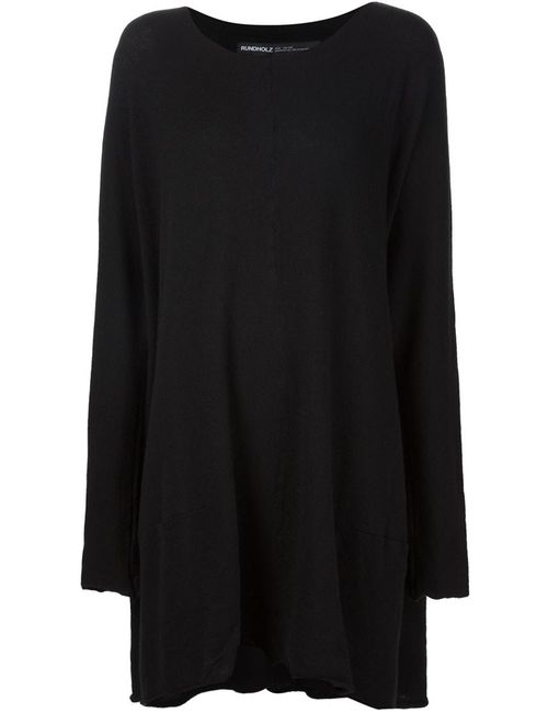 Rundholz | Женское Чёрный Long Sleeved Knit Tunic