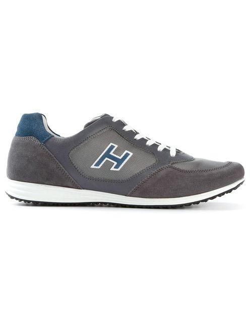 Hogan | Мужское Серый Panelled Sneakers