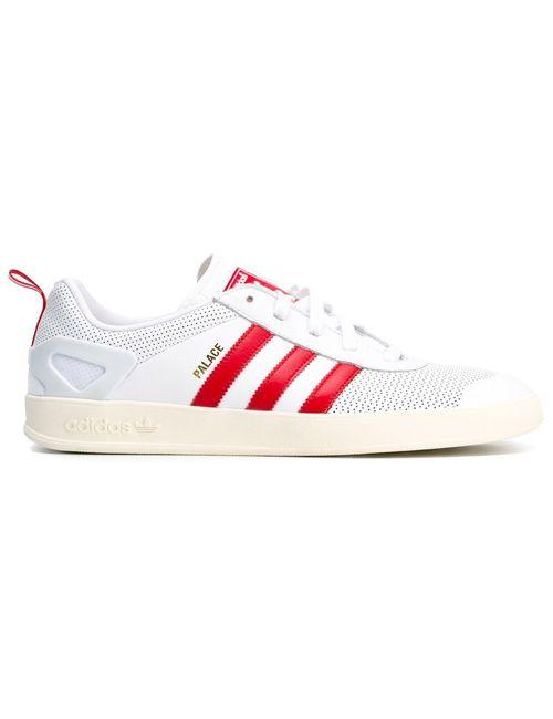 adidas Originals   Мужское Белый Adidas X Palace Palace Pro Sneakers