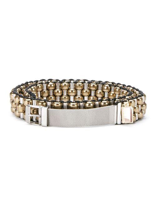 EMANNUELLE JUNQUEIRA | Женское Серебристый Embellished Belt