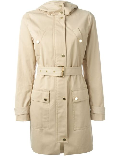 Michael Michael Kors | Женское Nude & Neutrals Belted Trench Coat