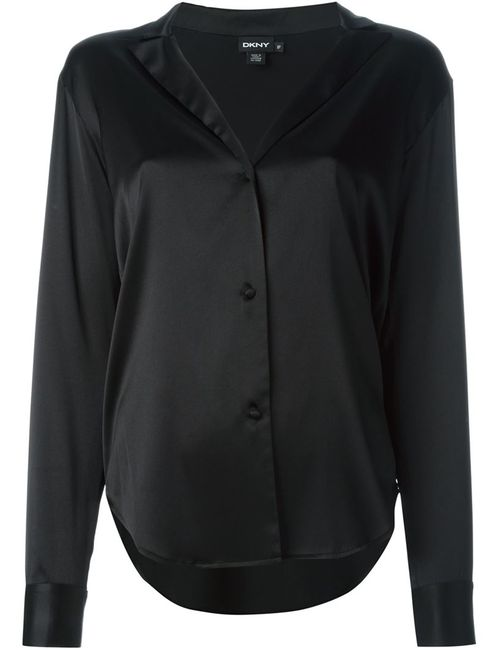 DKNY | Женское Черный Classic Shirt