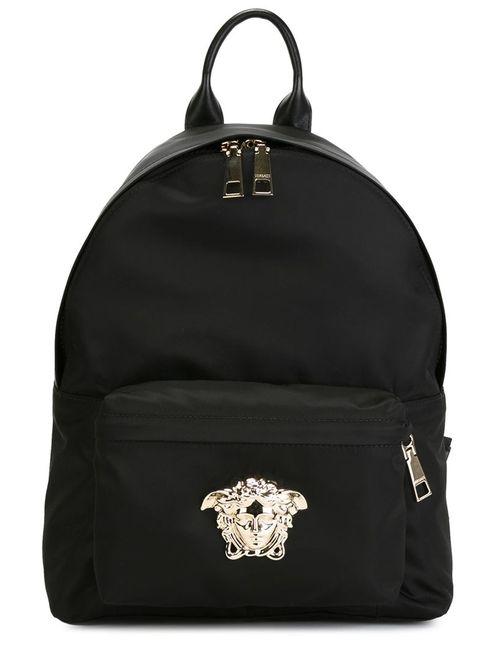 Versace | Женское Чёрный Medusa Backpack
