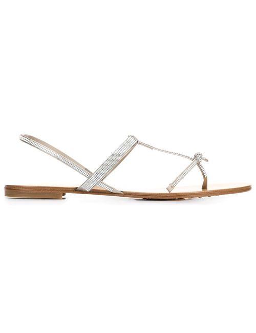 Pedro García | Женское Crystal-Embellished Sandals