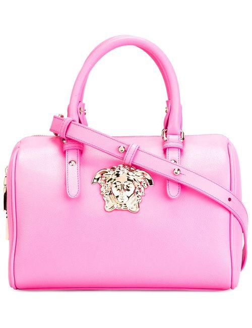 Versace | Женская Розовая Сумка-Тоут Medusa