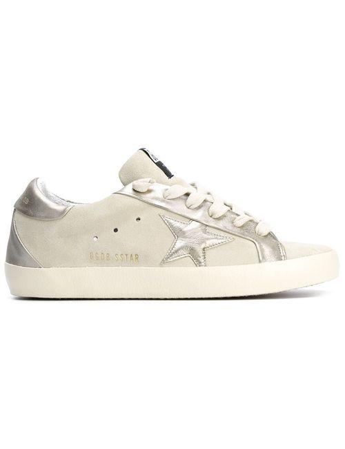 Golden Goose | Женское Deluxe Brand Super Star Sneakers